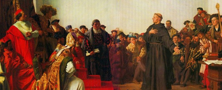 Halloween's Neglected Ghost: Reformer Martin Luther, Saint or Devil?