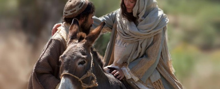 Mary's Story: Traveling to Bethlehem to Give Birth to Jesus